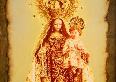 Virgen del Carmen Palenciana