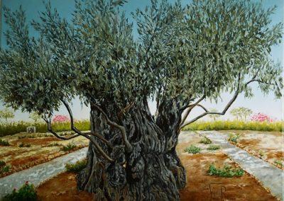 En el Huerto de los Olivos