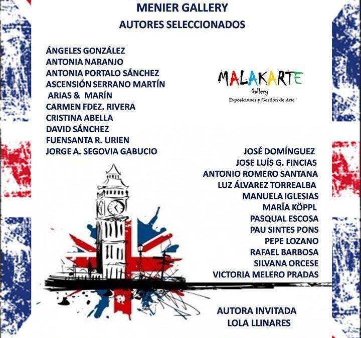 """Exposición colectiva """"Malakarte"""" en Londres"""